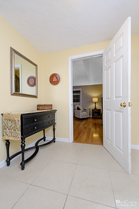 The Entrance To The Master Suite.