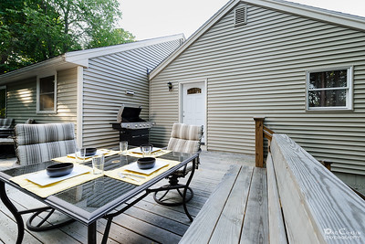 Terrific Deck For Outside Entertaining