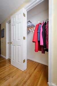 Hallway Coat Closet And Storage.