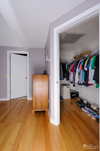A Walk In Closet And Entrance To The Attack.