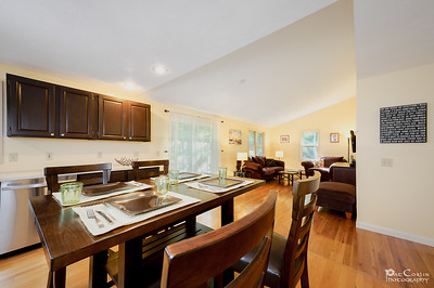 Open Concept Kitchen / Dining / Living Space
