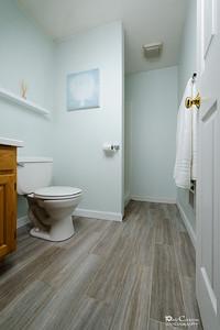 Lovely New Tile Bathroom Flooring