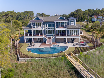 Waterway Home- Southport, NC
