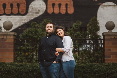 Cleveland Indians Engagement-0038