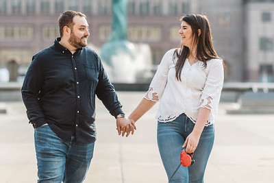Cleveland Indians Engagement-0029