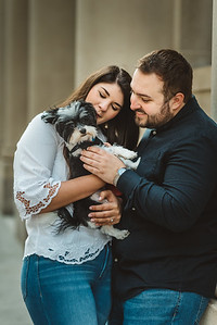 Cleveland Indians Engagement-0018
