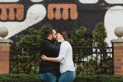 Cleveland Indians Engagement-0043