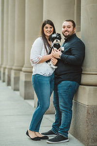 Cleveland Indians Engagement-0013