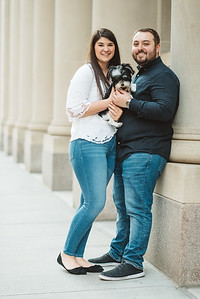 Cleveland Indians Engagement-0012