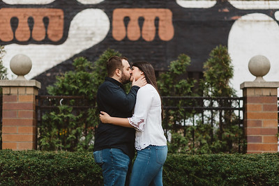 Cleveland Indians Engagement-0044