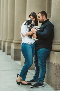 Cleveland Indians Engagement-0017