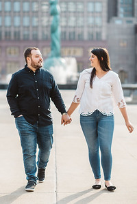 Cleveland Indians Engagement-0032