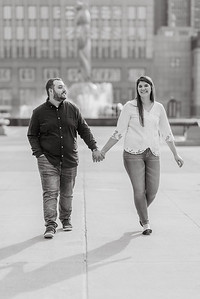 Cleveland Indians Engagement-0031