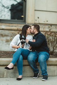 Cleveland Indians Engagement-0026