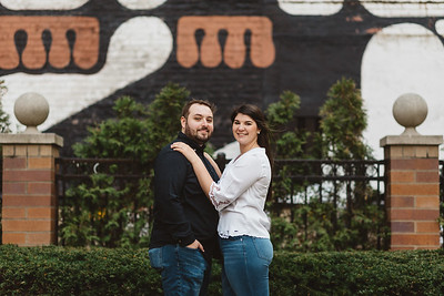 Cleveland Indians Engagement-0041
