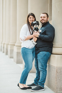 Cleveland Indians Engagement-0014