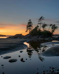 Tonquin Sunset