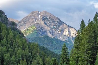 Morning Mountain Light