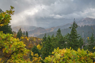 Stormy Fall Afternoon 3