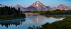 Sunrise at Mount Moran