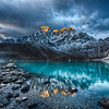 Gokyo Lake Sunrise, Nepal, 29-October-2019