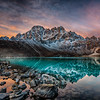 Gokyo Lake Sunrise, Nepal, 28-October-2019