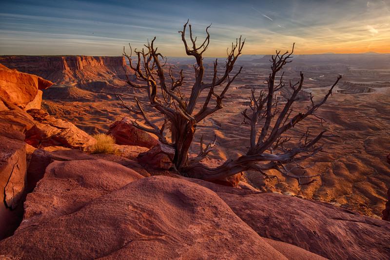 Green River Sunset #1, Canyonlands National Park, Utah