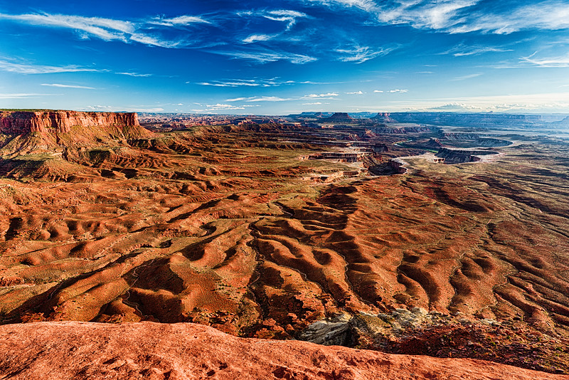 Green River Overlook - Canyonlands National Park, 29-May-2019