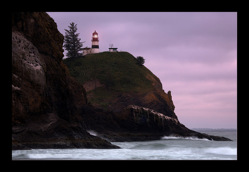 Cape Disappointment Lighthouse, Washington State