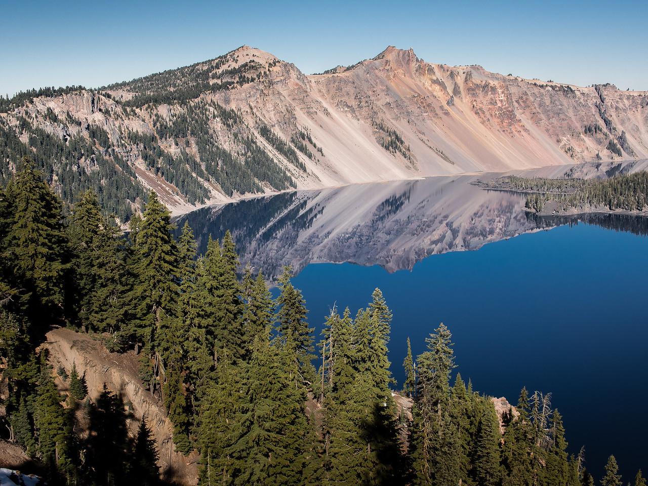 Crater Lake National Pasrk, Oregon