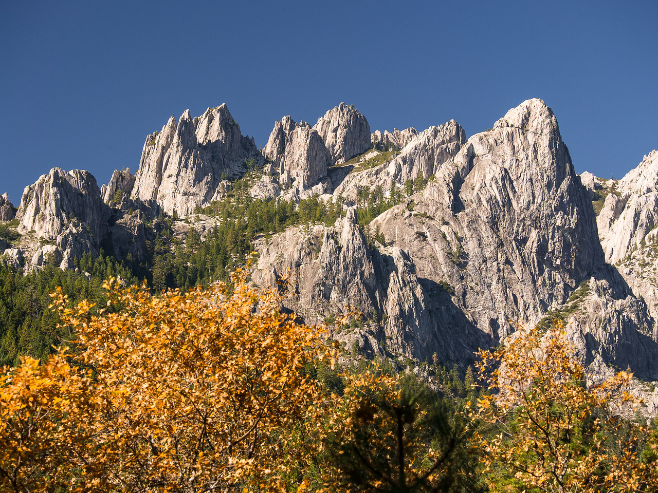Castle Crags State Park, California