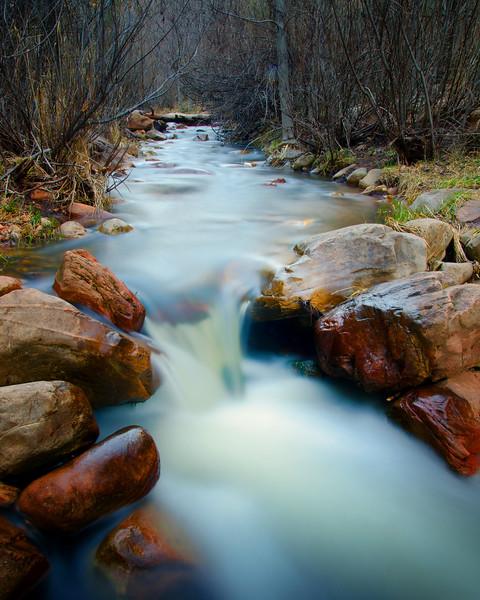 Tonto Creek: Winter