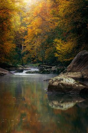 The Stillness Of Autumn