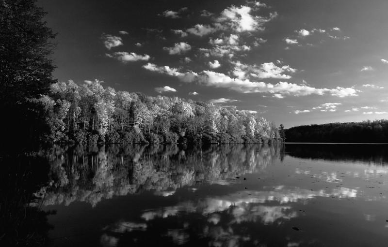 Price Lake Fall 2010