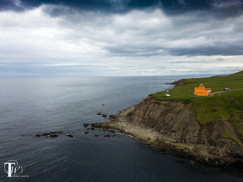An Icelandic Lighthouse
