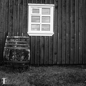 Flatey Island Barn