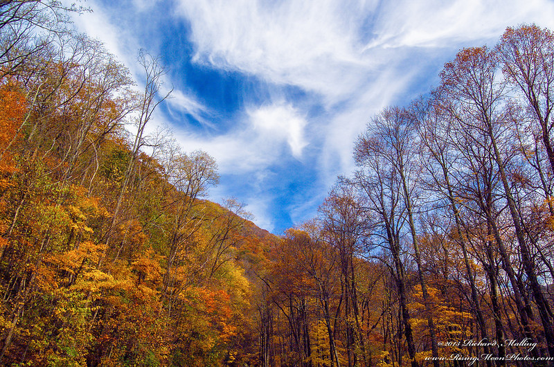 Smokey Mountain Fall