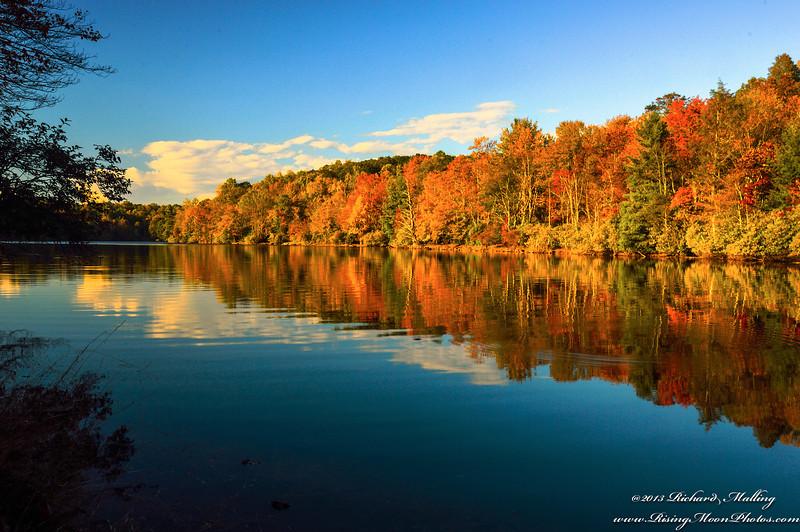Fall In The Blue Ridge Mountains_