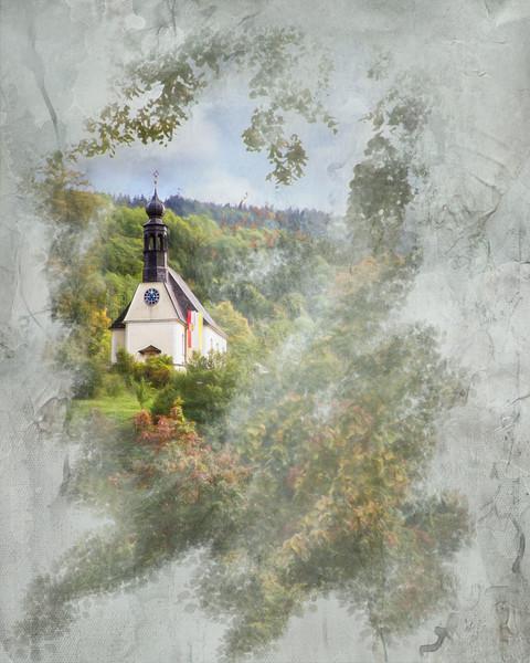 Window to Hilfbergkirche