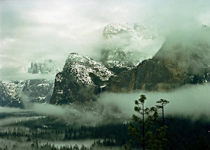 Yosemite Wintertime