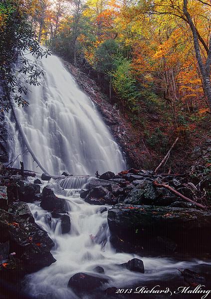 Crabtree Falls NC 2006