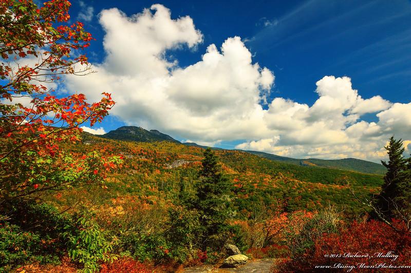 Grandfather mountain Fall 2013