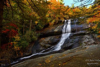 2016 Upper Creek Falls NC