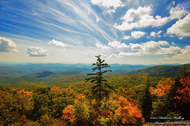 Blue Ridge Mountains 2013