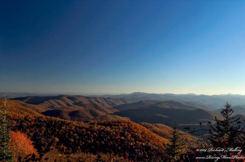 Fall Off The Blue Ridge NC 2014