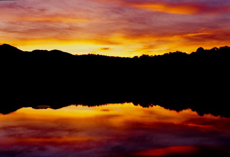 Price Lake Reflections_