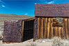 (#7070-7DII): Structure, Bodie, CA, April 19, 2015