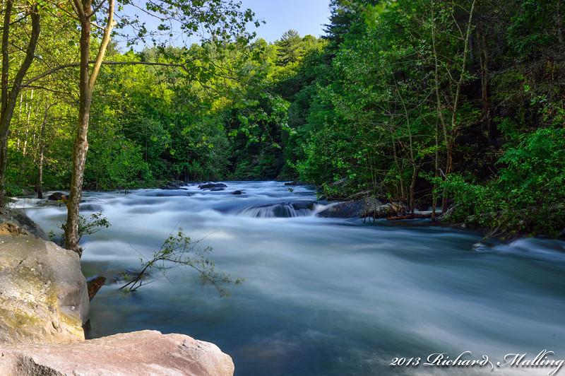 Cheoah River NC