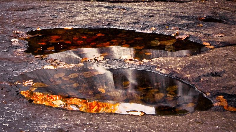 High Falls Reflections