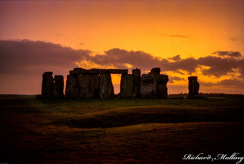 Stonehenge-Fitting for the solstice.